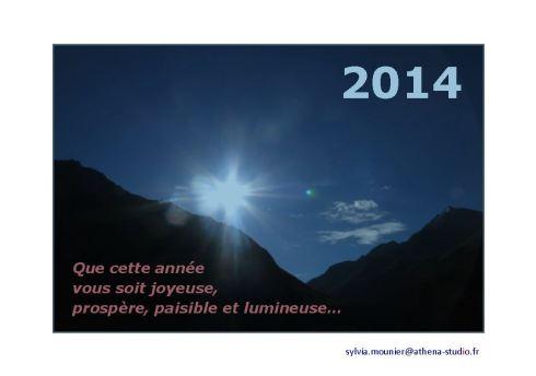 2014 lumineuse